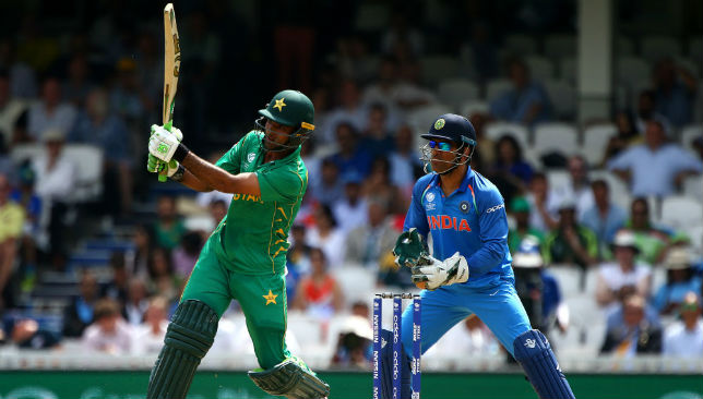 India and Pakistan clashed in the Champions Trophy 2017 Final.