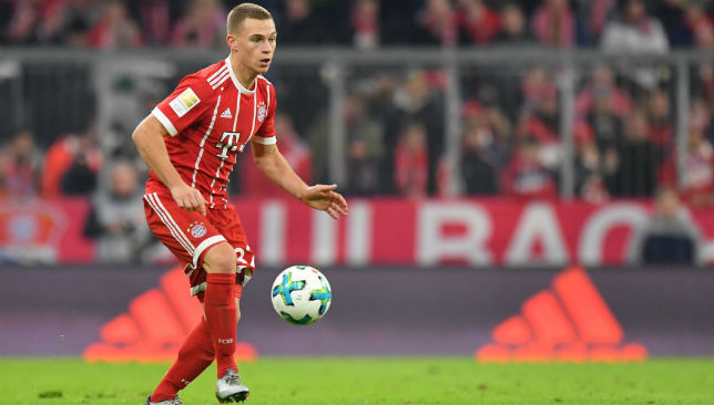 Looking for contract extension: Joshua Kimmich