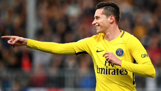 Might move to Liverpool: Julian Draxler