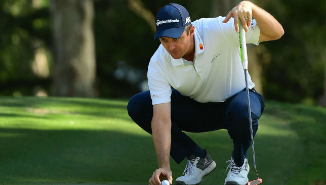 Will look to carry momentum from his 2017 campaign: Justin Rose