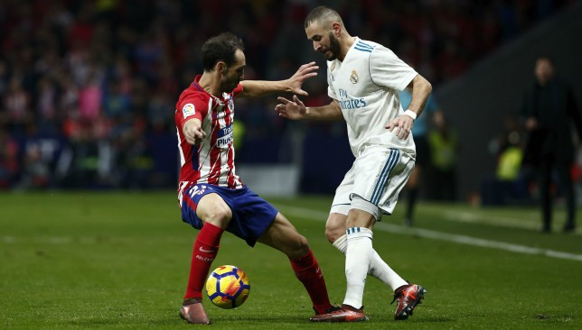 Atletico-Real player ratings as Benzema struggles and Ronaldo draws blank