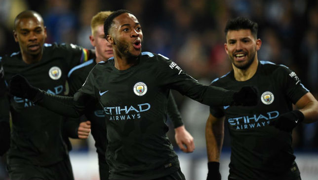 Maintaining their lead at the top: Manchester City
