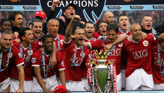 Manchester United 2007