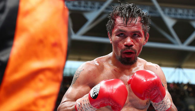 Manny Pacquiao is the best fight for Amir Khan, according to Hughie Fury.