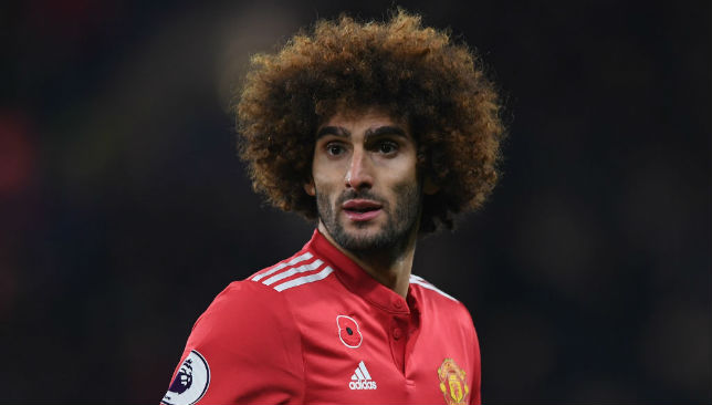 Could switch to PSG: Marouane Fellaini