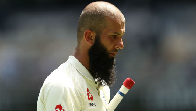 Umpire's call has Moeen Ali, and plenty of critics, stumped