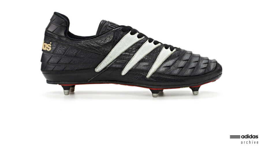 9a142ee4e89b A look at all of adidas  famous Predator boots as Paul Pogba ...