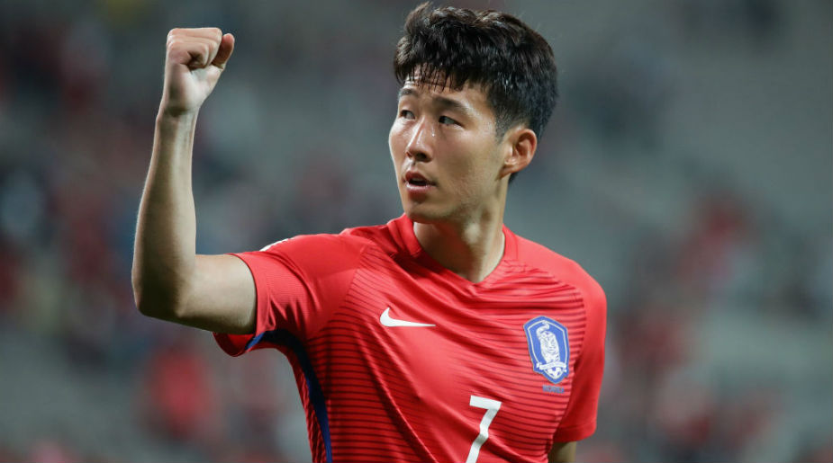 Son Heung-min came off the bench but was unable to prevent South Korea from falling to defeat on Friday.