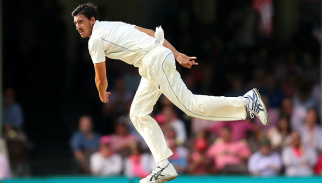 Mitchell Starc will spearhead Australia's pace attack