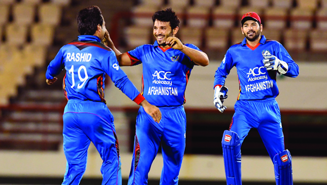 Afghanistan to face India in nation's first ever Test match