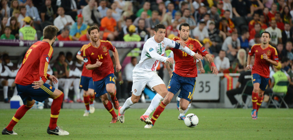Portugal and Spain meet for the first time since the Euro 2012 semi-final.