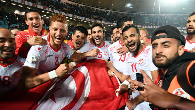 Tunisia are appearing at the World Cup for the first time in 12 years.