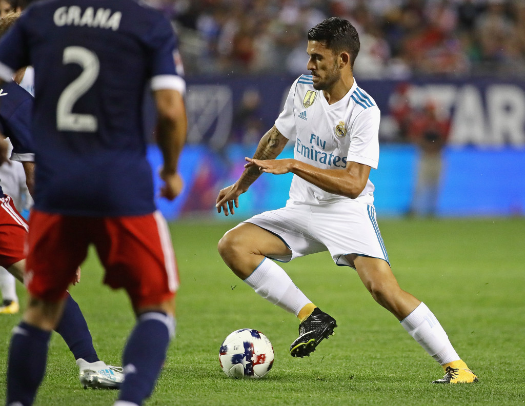 Far too early for Dani Ceballos to be considering leaving Real Madrid?