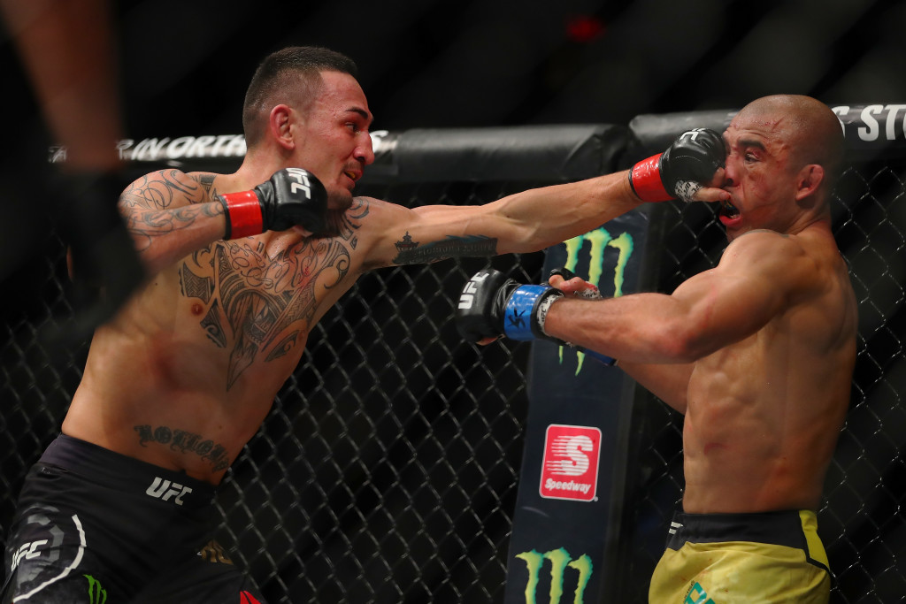 Holloway's win over Aldo strengthened his claim to be the division's best.