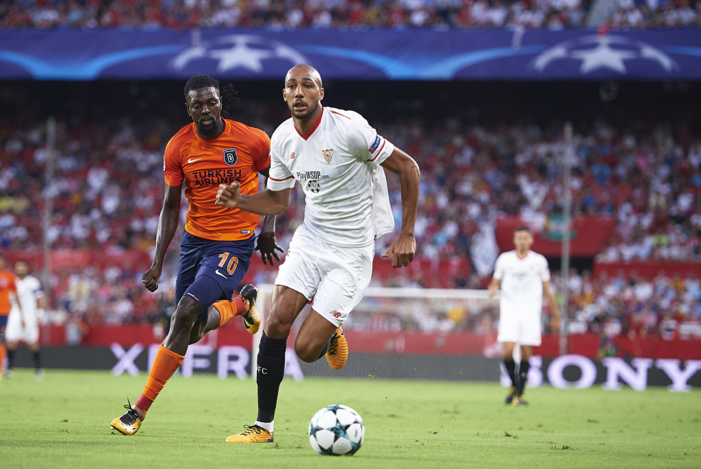 Steven N'Zonzi could be a natural fit under old manager Sam Allardyce.