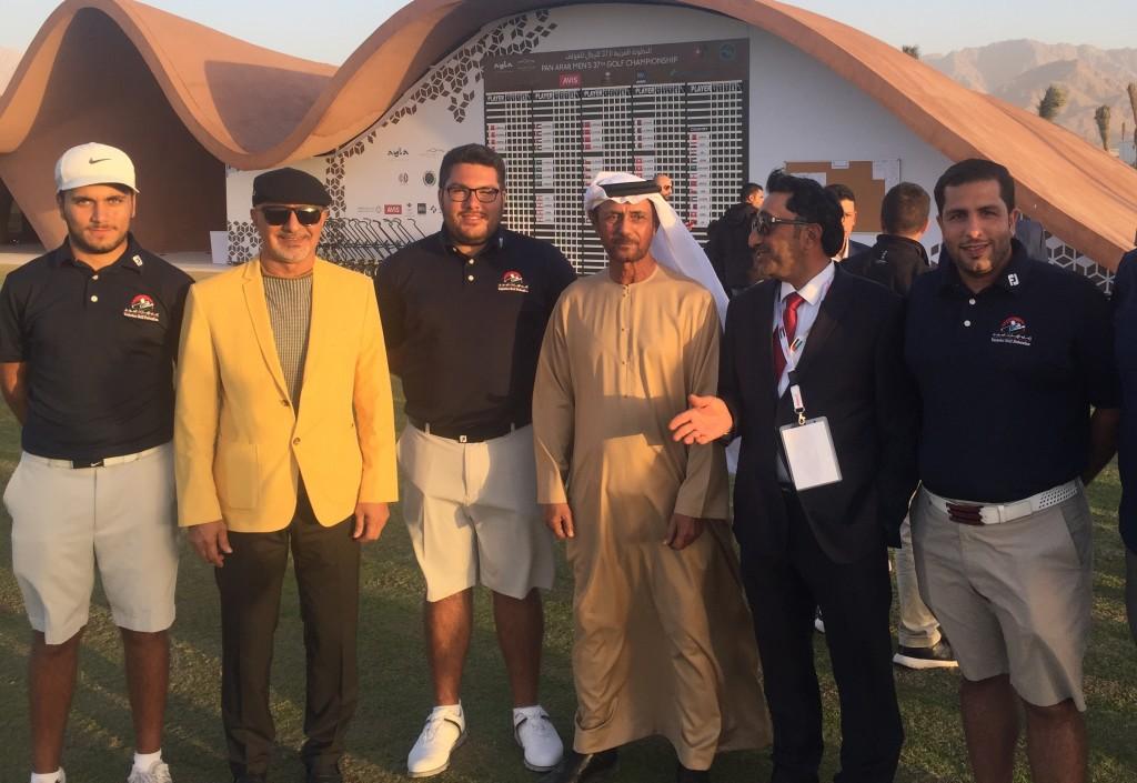 1204 UAE Golf