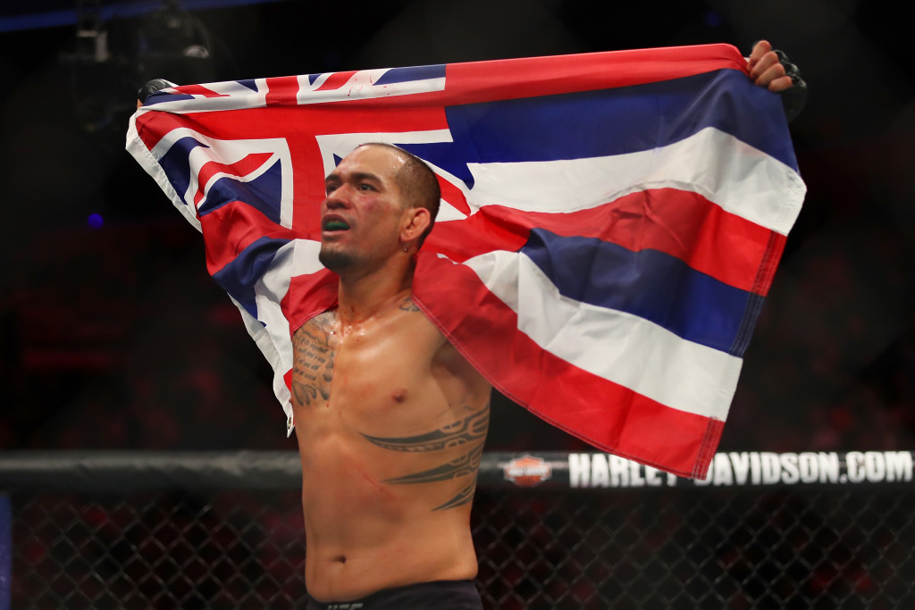 Medeiros' win over Oliveira was a Fight of the Year contender.