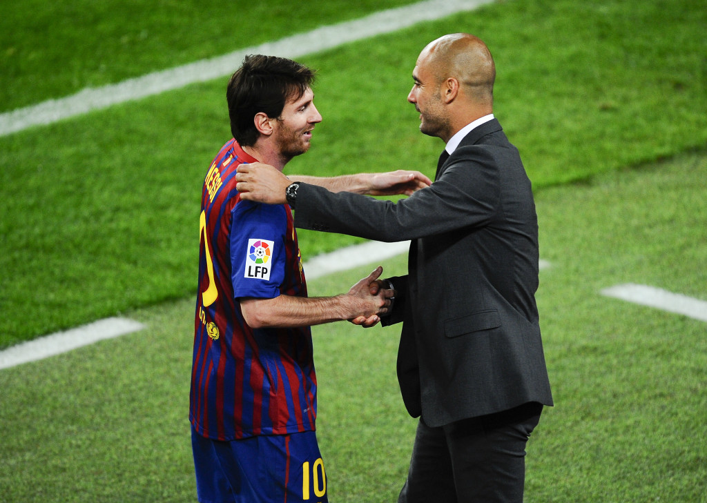 How close were Messi and Guardiola to a reunion?