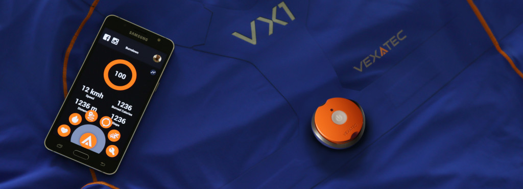 Vexatec's new wearable technology is a great fit for amateur and competitive runners.