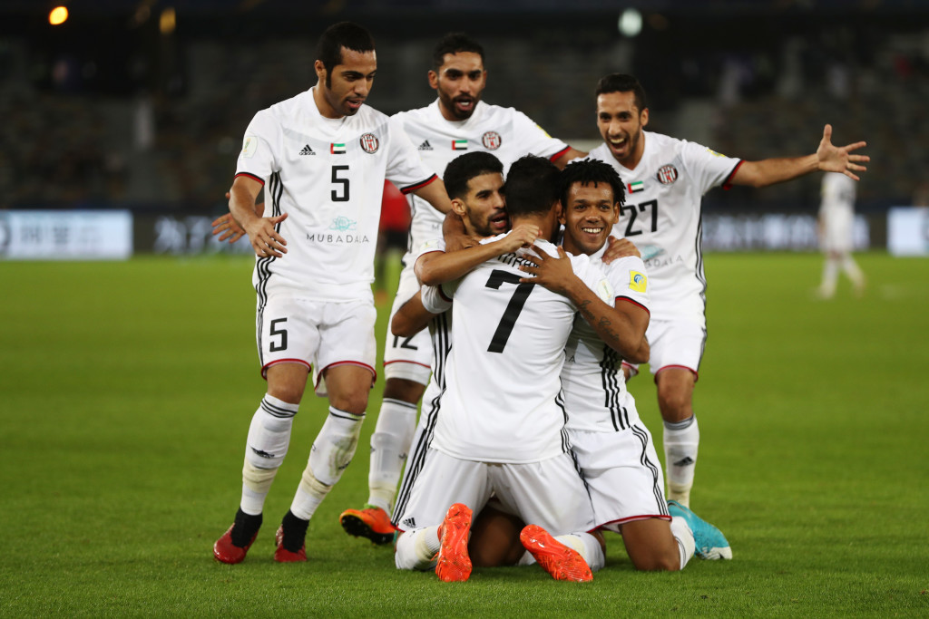 Madrid have the famous attack, but Al Jazira know their way to goal, too.