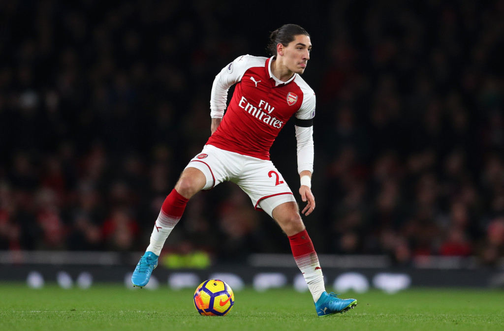 Hector Bellerin is a target for Juventus.