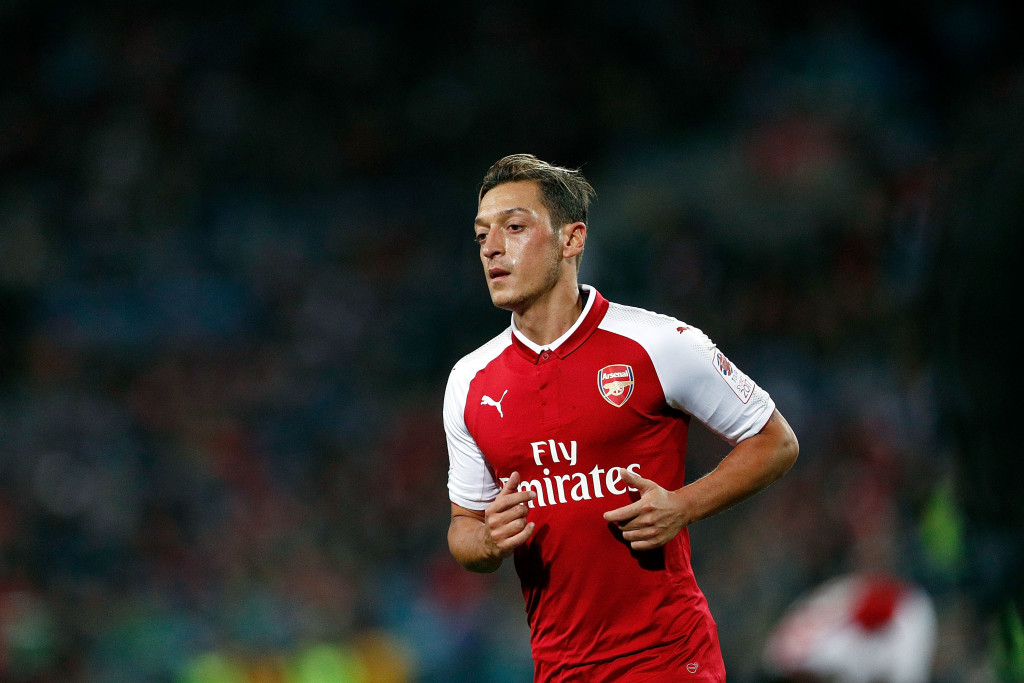 Mesut Ozil could stay at Arsenal after all.