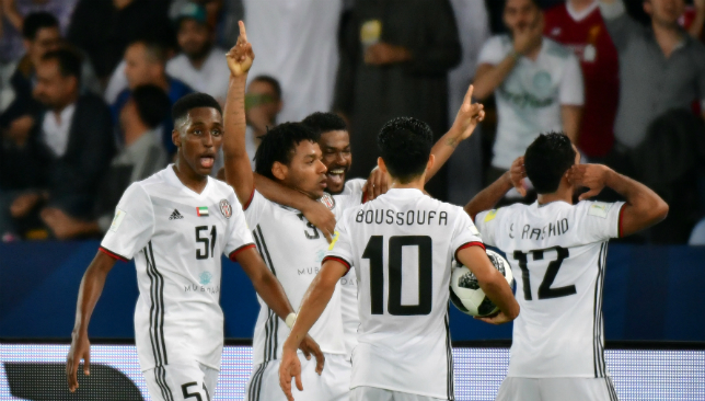 Al Jazira earned respect against Real Madrid in December's Club World Cup.