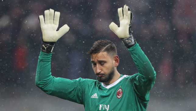 AC Milan goalkeeper Donnarumma: It was an ugly night…