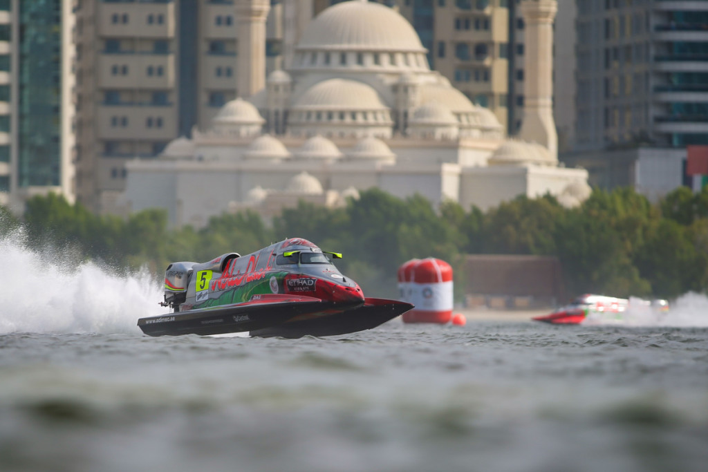 Thani Al-Qemzi's solid race was spoiled by a penalty.