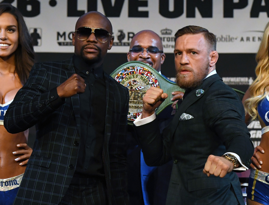 Mayweather and McGregor got a huge payday for their fight.