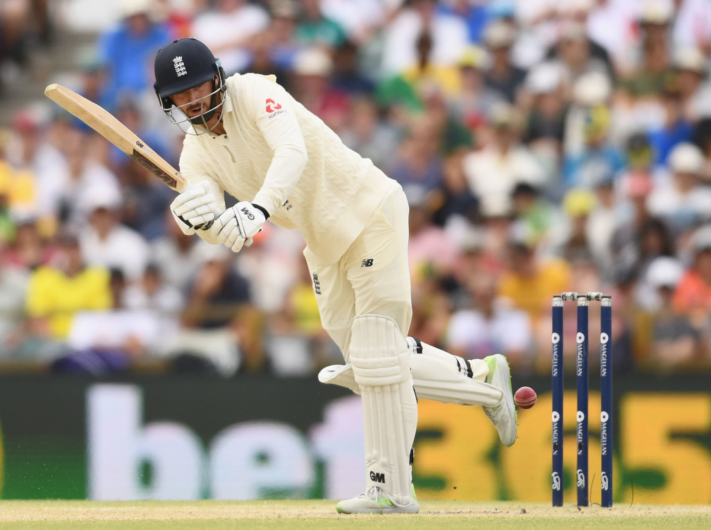 Vince has faith in his fellow England batsmen.