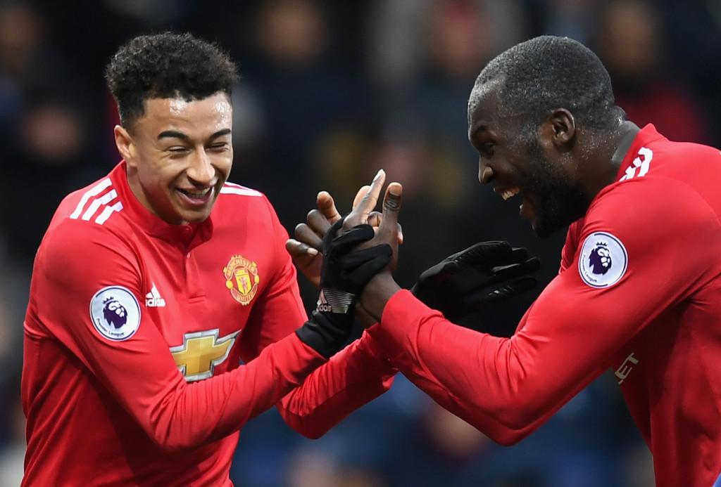 Lingard and Lukaku's goals meant Mourinho racked up another win.