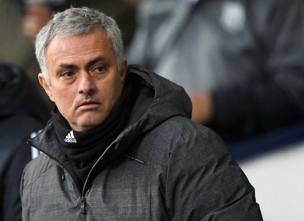 Mourinho's formation promised attacking football.