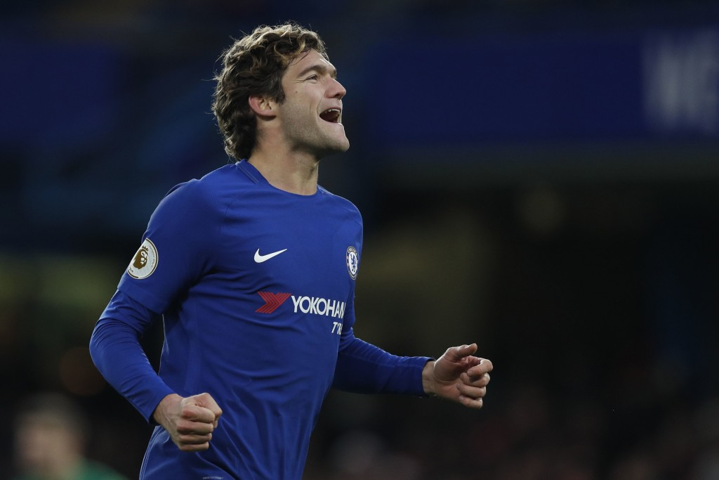 No defender provides more of an attacking threat than Marcos Alonso.