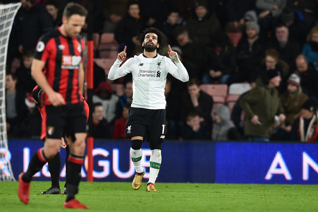 Salah is compiling one of the best seasons by a Liverpool player in modern times.