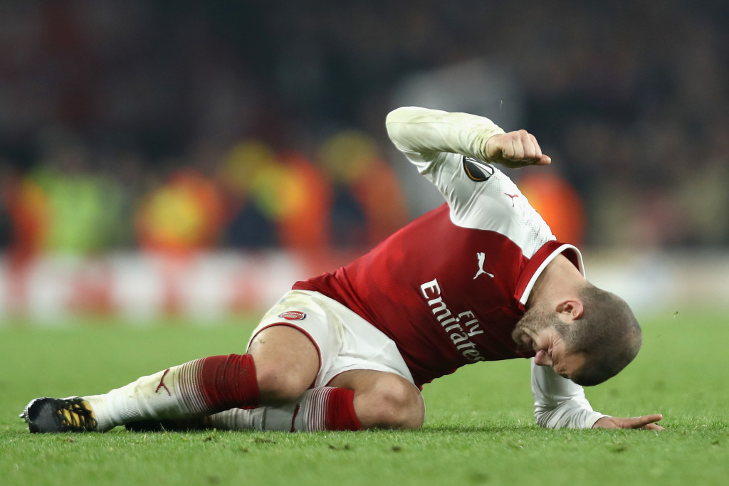 Wilshere is still only 25, so if he can maintain fitness he could have a long career.