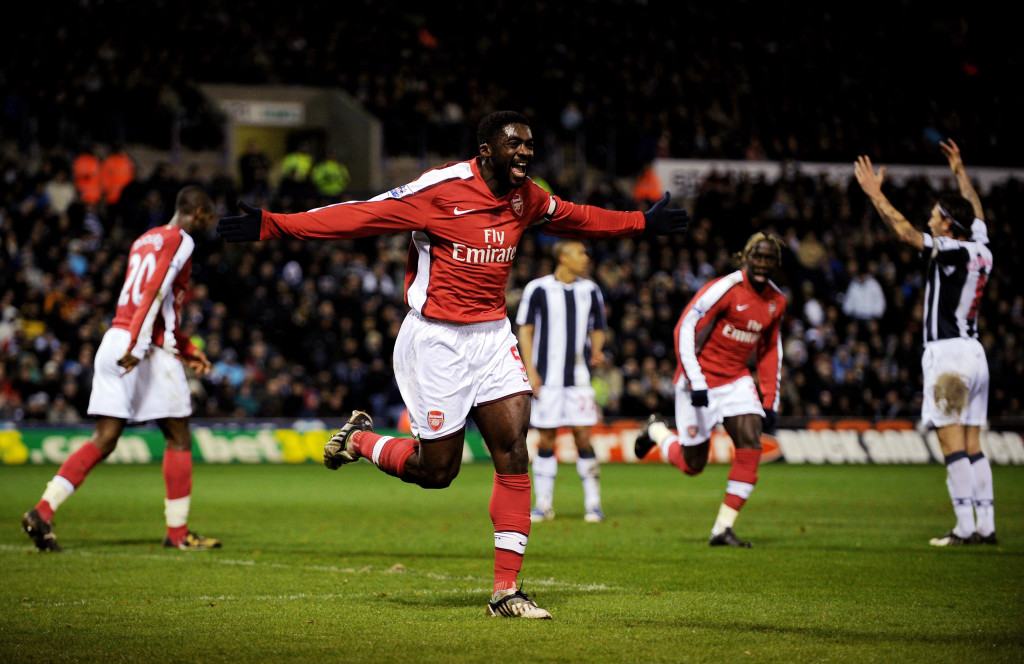 Kolo Toure enjoyed his best years with Arsenal, but was an excellent servant to Liverpool, too.