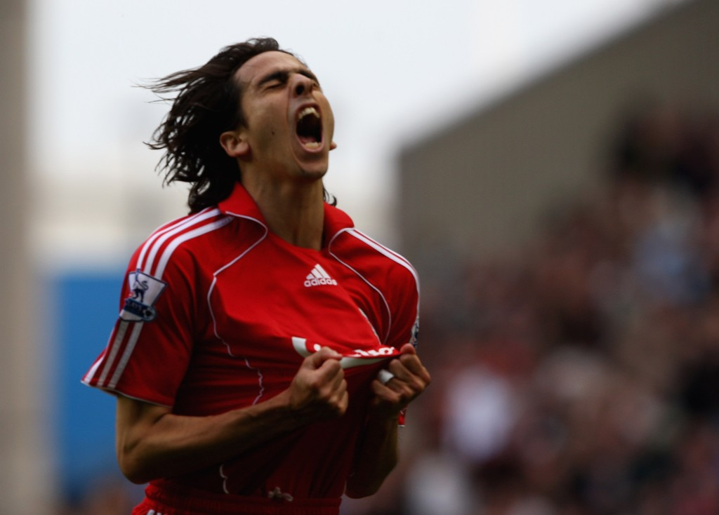 Benayoun was a beloved player for both Liverpool and Arsenal fans.