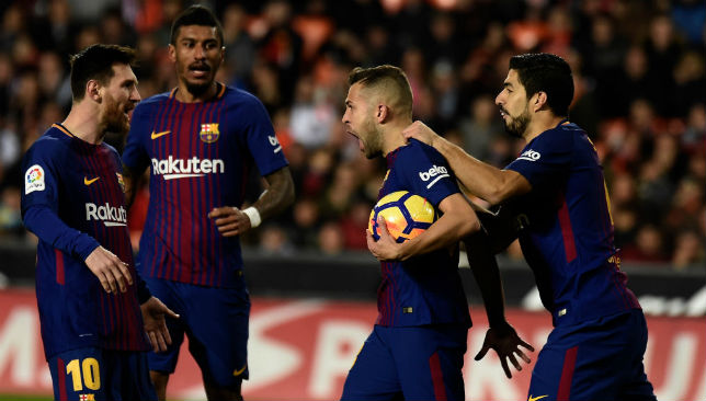 Will look to secure three points: Barcelona
