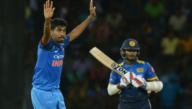 Parthiv, Bumrah named in Test squad for South Africa tour