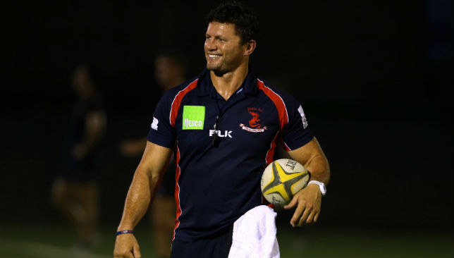 Mike Phillips has big shoes to fill replacing Henry Paul.