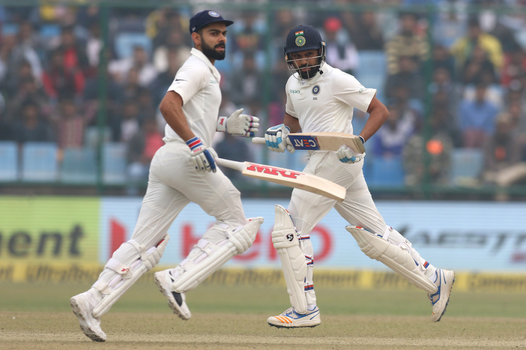 India captain Virat Kohli and Rohit Sharma.