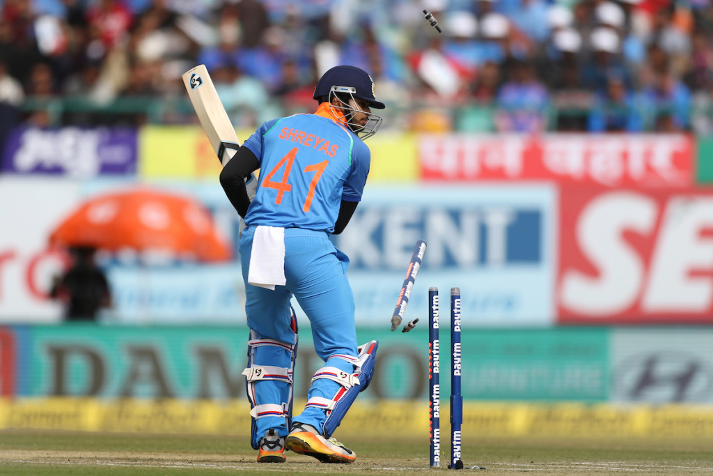 India;s technique against the seaming ball was found wanting yet again.