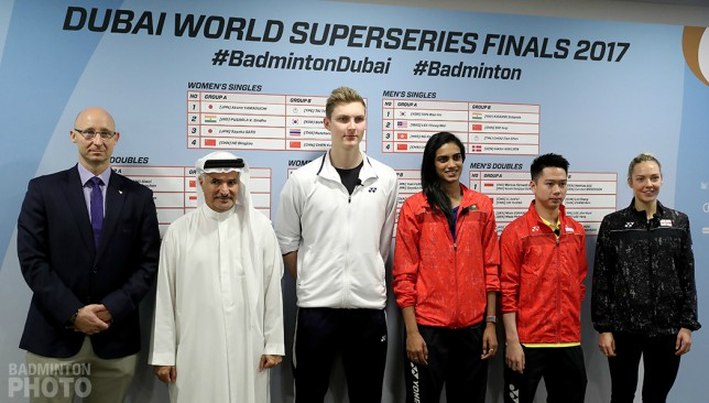 Dubai Superseries Finals: Favourable draw for Sindhu