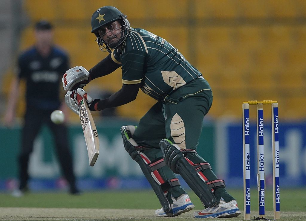 Jamshed has played two Tests and 48 ODIs for Pakistan.