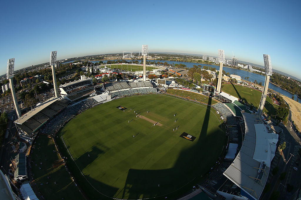 England have not fared well at the WACA.