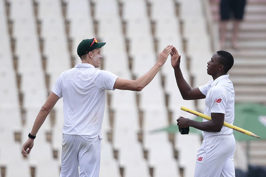 India will be up against the likes up Morkel and Rabada.