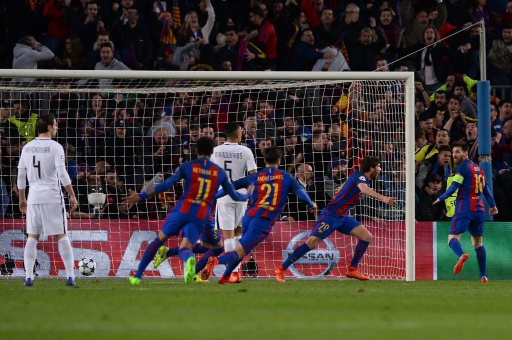 It was perhaps the game which forced PSG into snapping off Neymar.