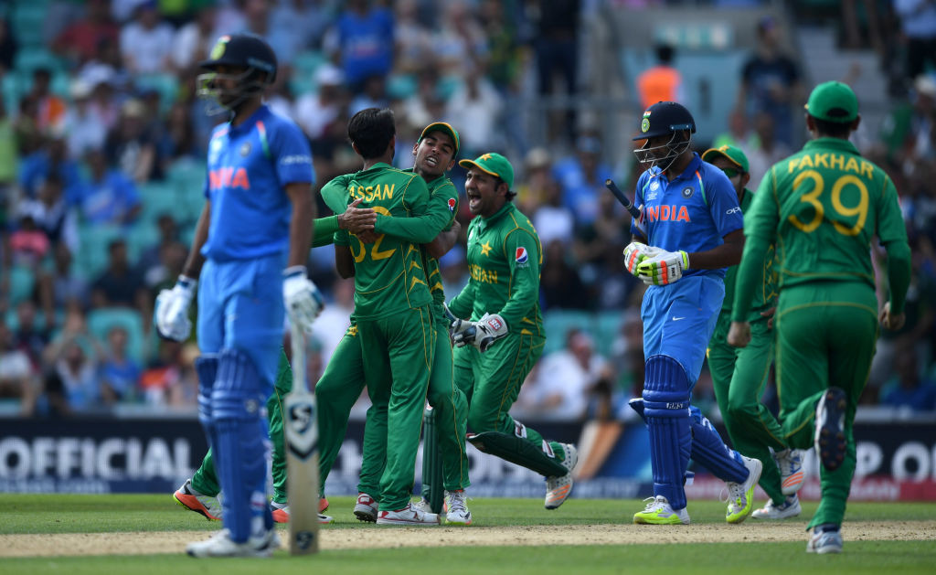 Kohli's men were handed a crushing defeat by Pakistan in the final.