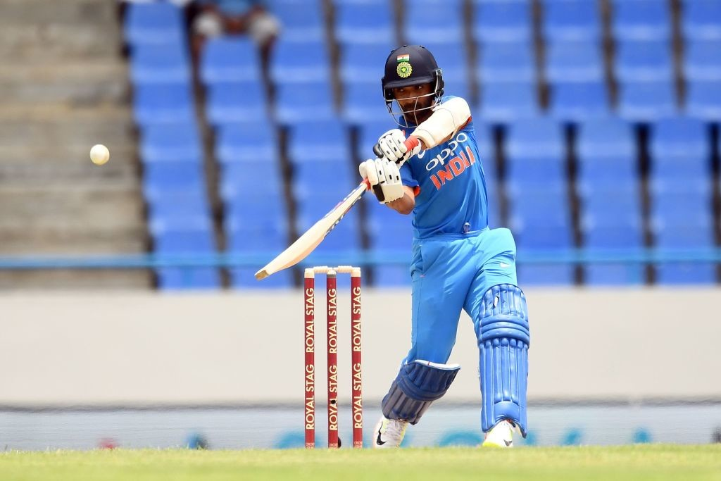 Rahane is in desperate need of runs.